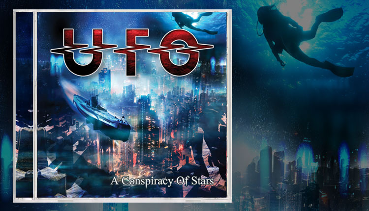 <i>A Conspiracy Of Stars</i><span>UFO</span>