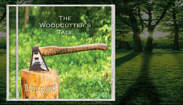 <i>The Woodcutter's Tale</i><span>Dave Burn</span>