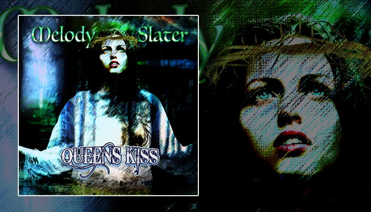 <i>Queens Kiss</i><span>Melody Slater</span>
